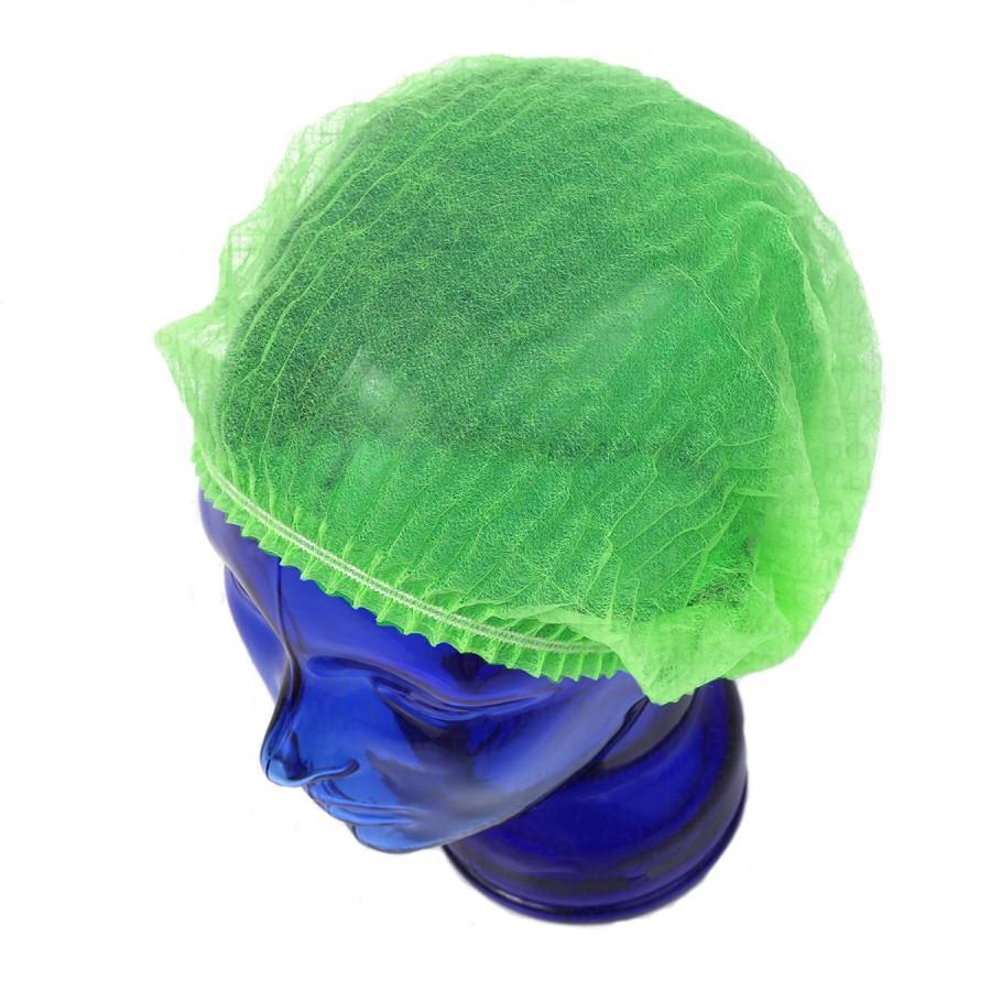 Медицинская шапочка Шарлотта (зеленая)