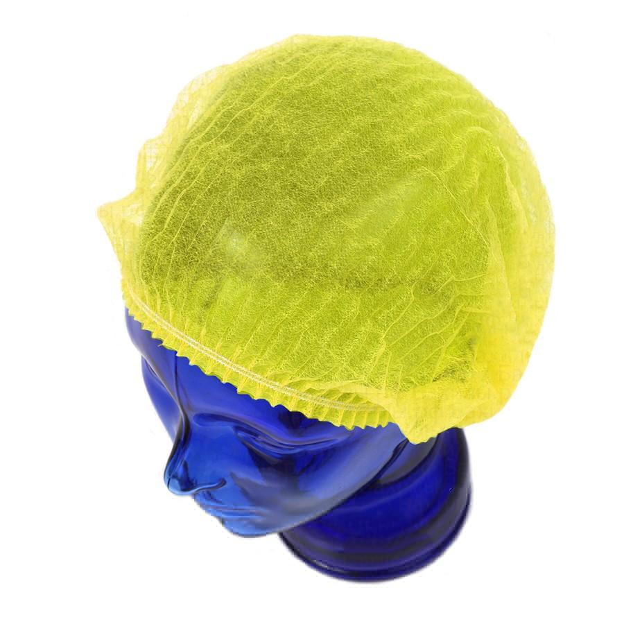 Медицинская шапочка Шарлотта (желтая)